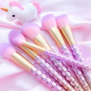 SLMISSGlam Beauty Unicorn Makeup Brush Gift Set